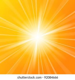 Sunshine background
