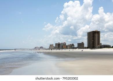 sunshine Florida beach