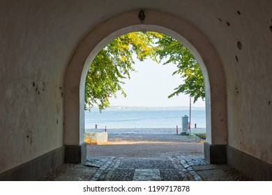 Suomenlinna (Sveaborg) and Baltic Sea, the Gulf of Finland