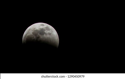 The super blood wolf moon eclipse, January 20th 2019 Nature photography