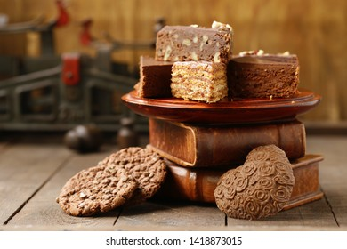 super chocolate cakes, assorted brownie