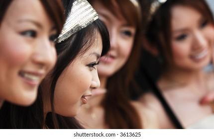 Super GT Pit Girls