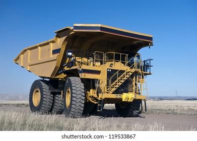 Super powerful car, supersize, career dump truck,