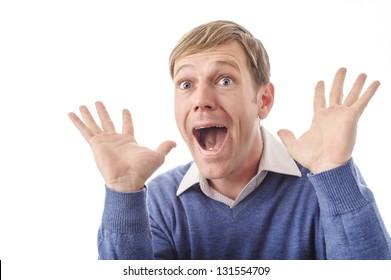 Super Surprise Guy