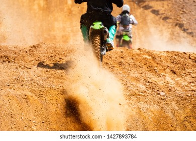 Supercross Championship Action Asia Thailand