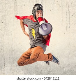 Superhero Sound Effects Stock Photos, Images & Photography