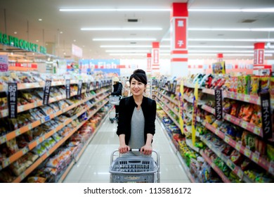Supermarkets and women