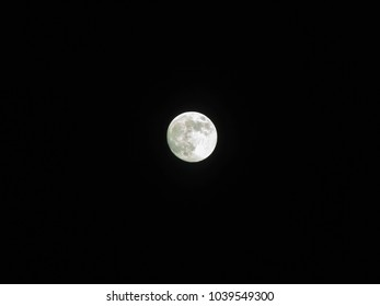 A supermoon is the coincidence of a full moon