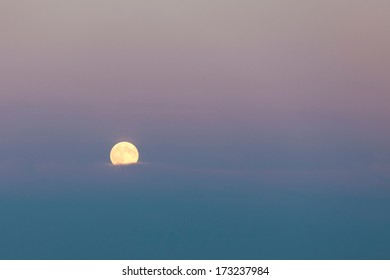 A supermoon is the coincidence of a full moon or a new moon with the closest approach the Moon makes to the Earth on its elliptical orbit.