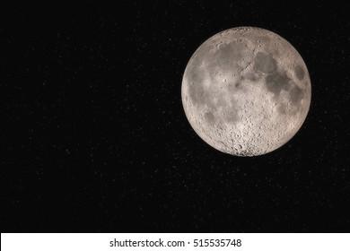 Supermoon. Full moon. Perigee moon. A huge moon