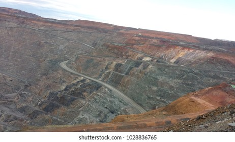 Superpit goldmine Kalgoorlie Western Australia