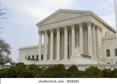 Supreme Court Building Washington DC travel series 18