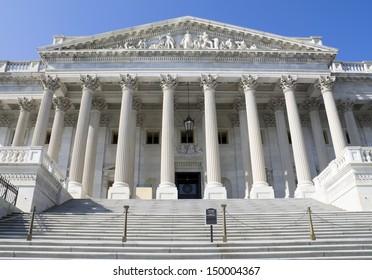 Supreme Court building,Washington, DC, USA.
