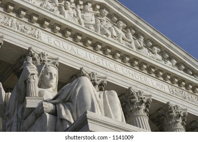 Supreme Court - from left view
