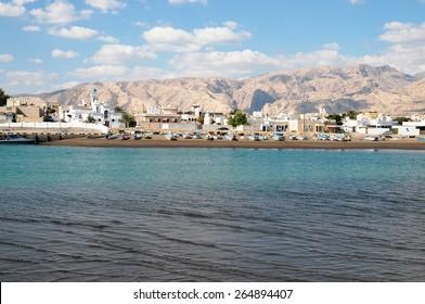 Sur Harbor, Oman