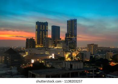 Surabaya, The Capital City of East Java, Indonesia