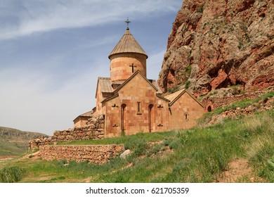 Surb Karapet Church in the Noravank Monastery. Armenia