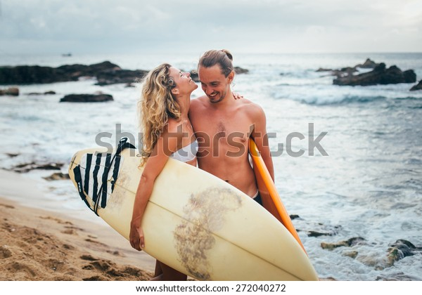 Surf love story