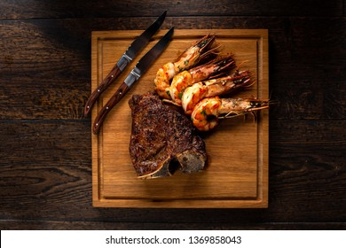 Surf and Turf Board