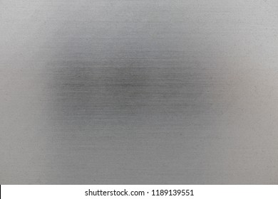 The surface of aluminum with anodized surface.