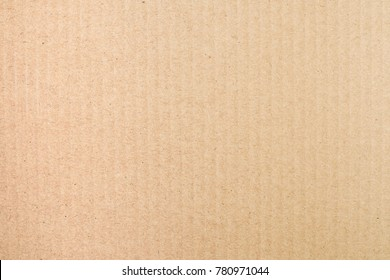 Surface brown paper box texture abstract background
