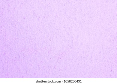 Surface Light Purple Cement Wall Texture