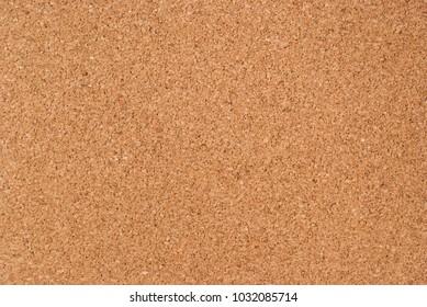 surface of an office cork board