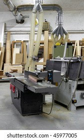 a surface planer  machine for wood