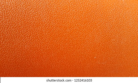 The surface of the plastic sheet is orange , beautiful texture