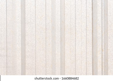 Surface of rusty galvanized, corrugated iron texture background, use for construction material.