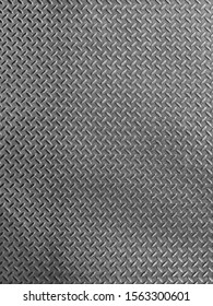 surface of steel plate having the same pattern