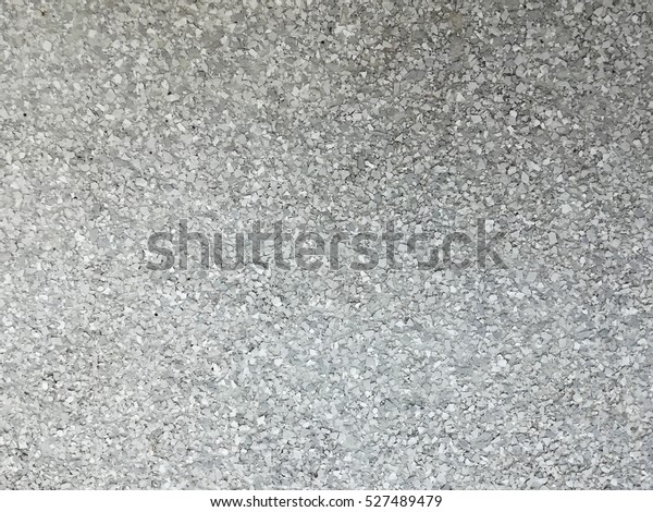 Surface Terrazzo Floor Make Marble Materials Stock Photo