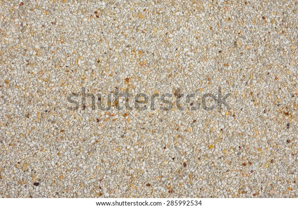 Surface Terrazzo Floor Stone Wash Abstract Stock Image