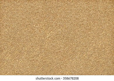 surface and texture of fine mix size gravel wall background