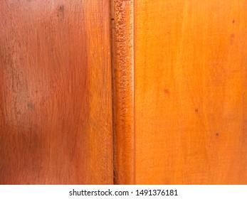 surface texture of mahogany wood boards.