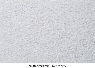 Surface texture photo a styrofoam board.  - Shutterstock ID 1631247997