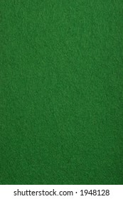 Surface texture of a real poker table felt