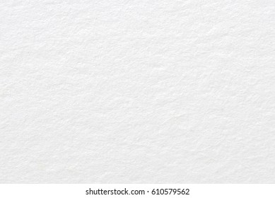 Surface of white sheet of paper near