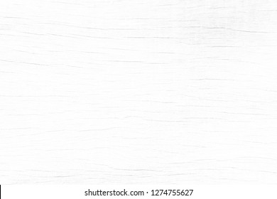 Surface white wood table texture for background