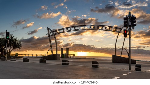 Surfers Paradise Beach High Res Stock Images Shutterstock