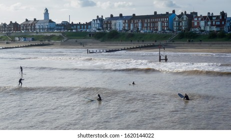 Surfing and Paddle Boarding Southwold UK