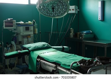 Surgery room in hospital