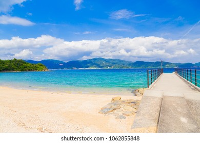 Suri beach.I shot in Suri Beach, Kakeroma Island, Kagoshima Prefecture, Japan.
