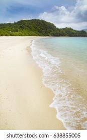 Suri-hama beach in Kakeroma Island