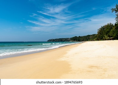 Surin Beach Phuket, up till 2014, the beach was known as the 1 party beach in Phuket. But now all the beach clubs are gone, only the clean, beautiful nature is left for us to enjoy.