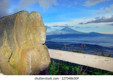 Suroloyo Kulonprogo, Yogyakara, Indonesia.