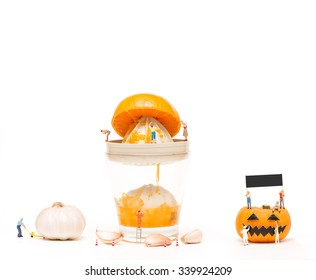 Surprised Dracula gift in Halloween day