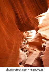 Surreal Antelope Canyon