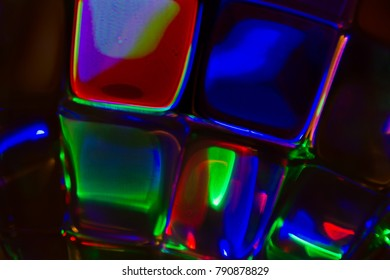 Surrealistic abstract background