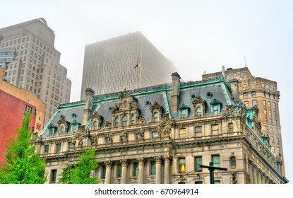 Surrogate's Courthouse in Manhattan, New York City, United States